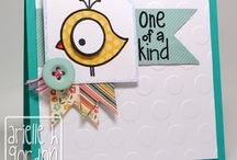 Cards by other amazing cardmakers / by Stephanie Muzzulin