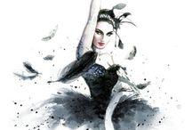 Балерина. Арт