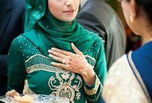 Hijab styles
