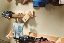 cool home ideas / by Carol Prest-Filanova