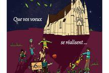 Cartes Postales _ Commandes via Cloé Perrotin