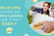 Good Spring Cleaning Tips