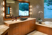 Bathroom Beauties / Asian-inspired remodeling ideas for updating guest bathrooms