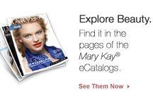 Mary Kay Cosmetics / by Tena Clark