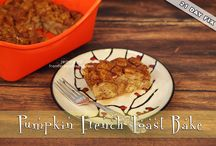 PUMPKIN EVERYTHING 21 Day Fix Style / Get your pumpkin fix, 21 Day Fixers!