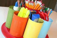 Organização material escolar