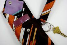 Cravate pochette