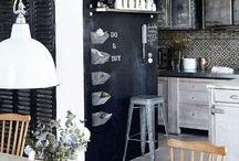 Stylingmenu kitchen