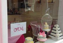 Daisy Cake Company Cake Room / The dream comes true....