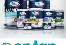 Top Paints at On Tap Ballito, George & Mosselbay