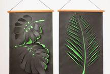 Muurdecoratie / Wall art
