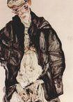 エゴン・シーレ Egon Schiele ( 1890-1918) / エゴン・シーレ Egon Schiele ( 1890-1918)  私の大好きなオーストリア分離派の夭折の天才画家  http://www.egon-schiele.net/