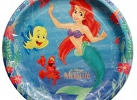 Little Mermaid Birthday Party Ideas, Decorations, and Supplies