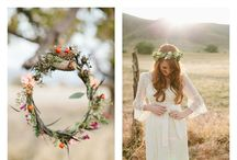 bohemian-hippie wedding