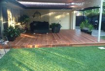 Deck Renovation / Here's some quality decks built by Smith & Sons.