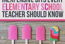 DIY ideas in education / on budget, #DIY, in , elementary education, home, classroom, school