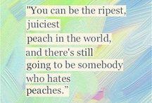 Quotes... / by Tara Newport