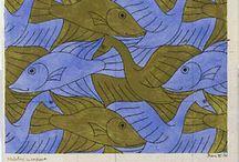Artist=Maurits Cornelis Escher (1898-1972)
