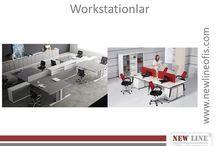 Workstationlar / www.newlineofis.com