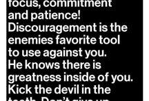 Spiritual Encouragment