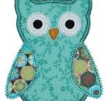 Applique designs :) / by Dabney Kirk