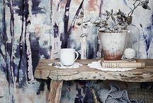 Walls / Wall Color, Wallpaper, Wall Treatments