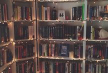 .book shelves.