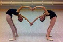 Akrobatyka i gimnastyka / Czyli to co kocham. <3