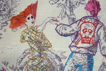 Stitch this / by Amanda Alarcon