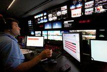 TV Control Rooms