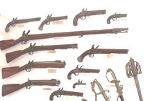 Regency Weapons