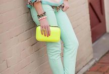Neon and pastels fever