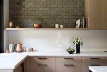 Kitchen design / Beautiful kitchens and design/storage ideas
