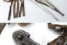 project - eastern/ottoman warrior harness