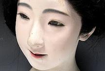 люди, куклы, скульптура