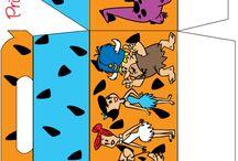 Flintstones party