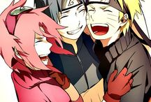 Naruto≠◕✫ / Naruto is the best!!! And love the rest too, meant I love this anime ^^  ↱ Konoha ↲