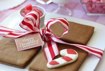 PARTIES - Gingerbread Decorating Party / by Little Housewife