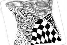 CREATE: Doodles & Zentangle / by All Our Days