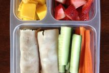 Refueling and Deflaming (Lunch) / Healthy lunch ideas