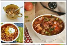 Soups & Stews / Soups & Stews / by Vanessa Baird