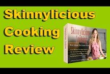 Skinnylicious Cooking / Skinnylicious Cooking is It is Cooking System That Allow You To Eat More, While You LOSE More