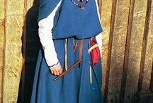 Early Medieval Clothes