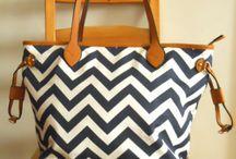 Bag Lady / Lovely purses! / by Katy Selzer