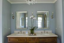 Bathrooms to be seen in / by Nancee Smith