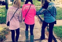 Alpha Phi Life  / by Willow Young