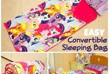 convertibale sleeping bag