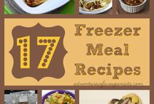 Crock pot and freezer meals / by Erica Rhoads Harris