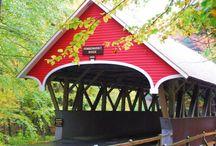 Covered Bridges / Everything New England.