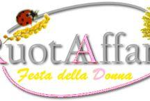 8 Marzo 2014 - Festa della donna / www.ruotaaffari.com